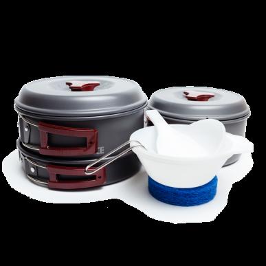 Набор посуды BTrace 2-3 персоны
