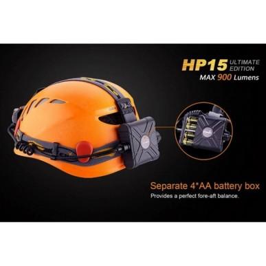Фонарь Fenix HP15UE (900лм)