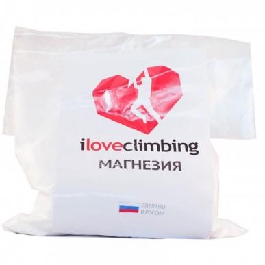 Магнезия I love Climbing пакет 1000гр
