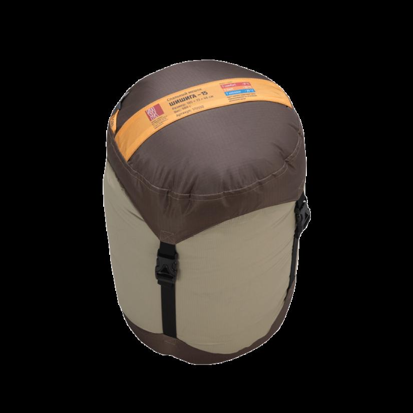 Спальный мешок Sivera Шишига -15 / 200 пуховый