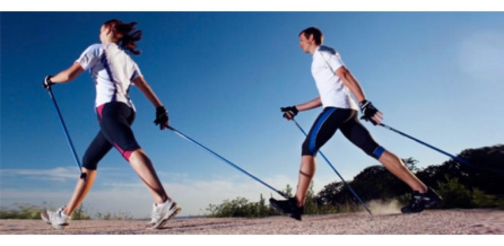 Скандинавская ходьба – просто, удобно, полезно!