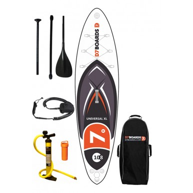 SUP D7 Boards 10'8''
