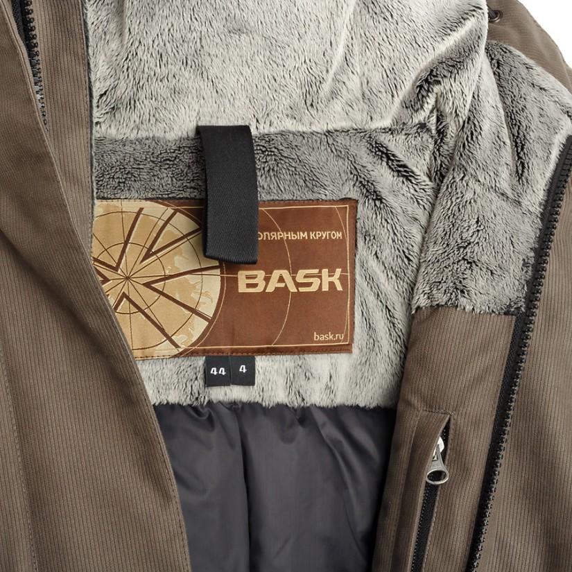 Куртка Bask Vishera, т.бордовый