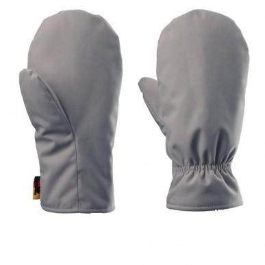 Рукавицы Bask Keith v2, т.серый