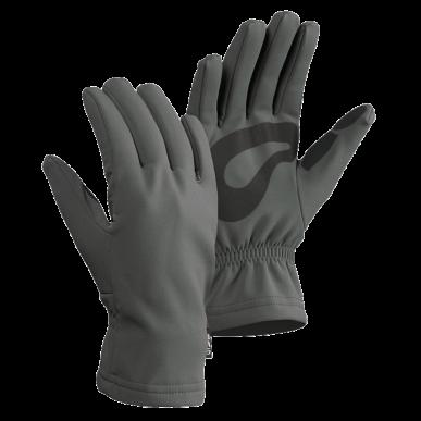 Перчатки Sivera Десница, серый