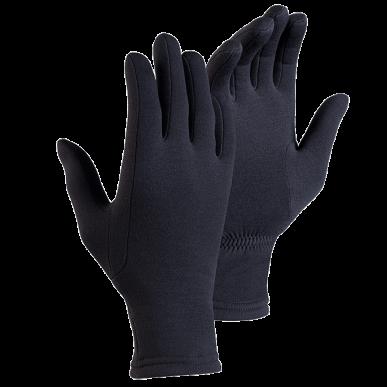 Перчатки Sivera Укса, черный