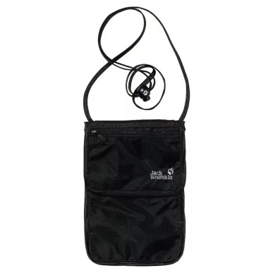 Кошелек Jack Wolfskin Passport Breast Pouch Black