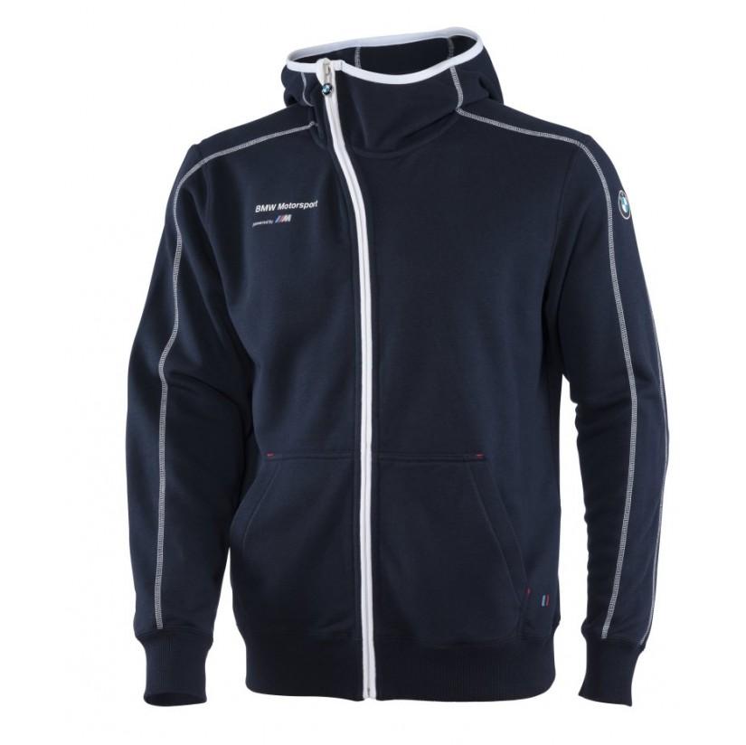 Толстовка BMW Motorsport 2013 Hooded Sweat Jacket M, т.синяя
