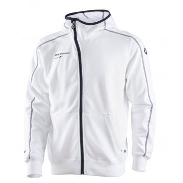 Толстовка BMW Motorsport 2013 Hooded Sweat Jacket M, белый