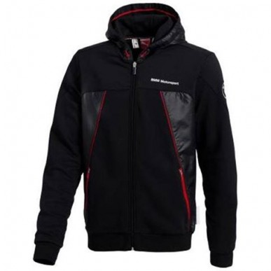 Толстовка BMW Hooded Sweat Jacket синяя
