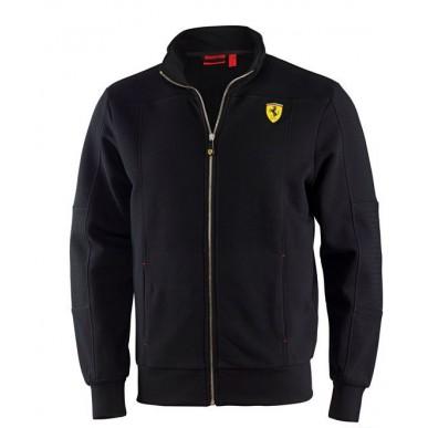 Толстовка Ferrari Zip Sweatshirt 2013, черная