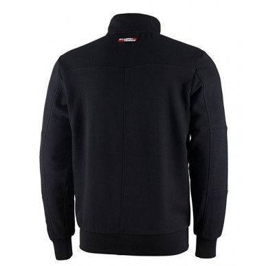 Толстовка Ferrari Zip Sweatshirt, черная