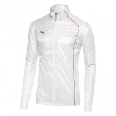 Куртка Ferrari SF Lightweight Jacket белая