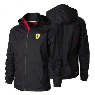 Куртка FERRARI Windbreaker Jacket черная