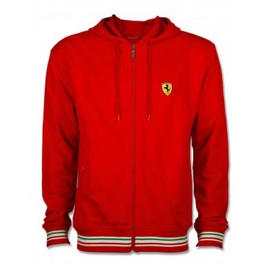 Толстовка Italy Ferrari RED