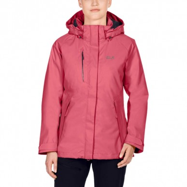 Куртка Jack Wolfskin NORTHERN EDGE WOMEN Bright Absinth