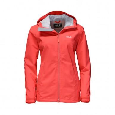 Куртка Jack Wolfskin Arroyo W coral