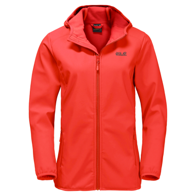 Куртка Jack Wolfskin Northern Point W lobster red