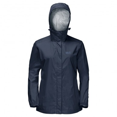 Куртка Jack Wolfskin Cloudburst W midnight blue