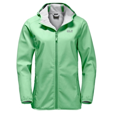 Куртка Jack Wolfskin Northern Point W spring green