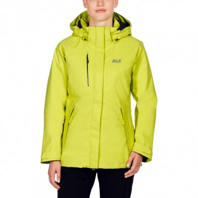 Куртка Jack Wolfskin Northern Edge W, Bright Absinth