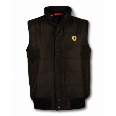 Жилет Ferrari Scudetto W, black
