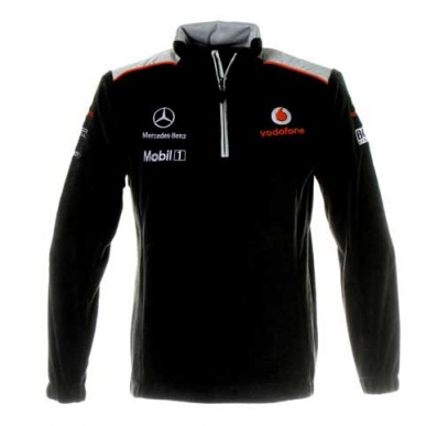 Джемпер McLaren Team Sweatshirt  W серый