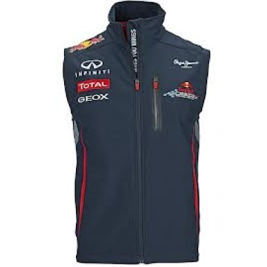Жилет Red Bull Teamline Gilet синий
