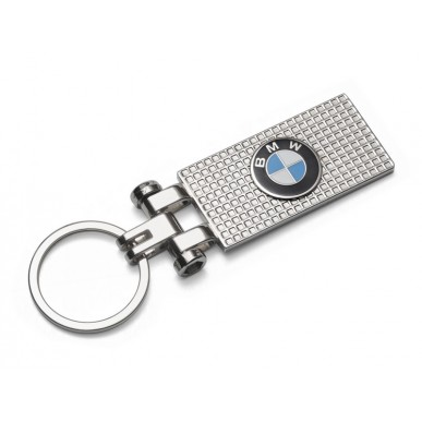 Брелок BMW Motorsport Metall Keyring