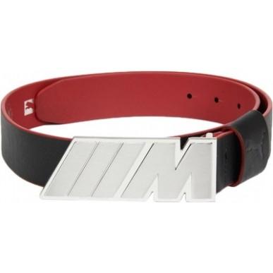 Ремень BMW Collection Belt черный