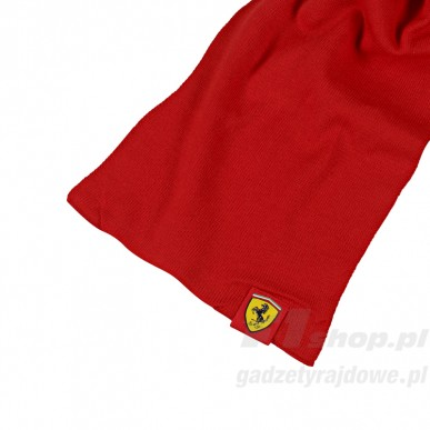 Шарф Ferrari F1 2013 Team Knitted Scarf Red