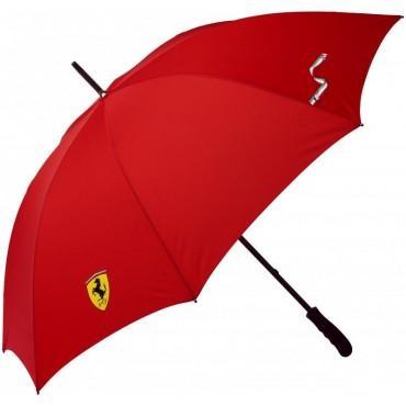 Зонт FERRARI Golf красный