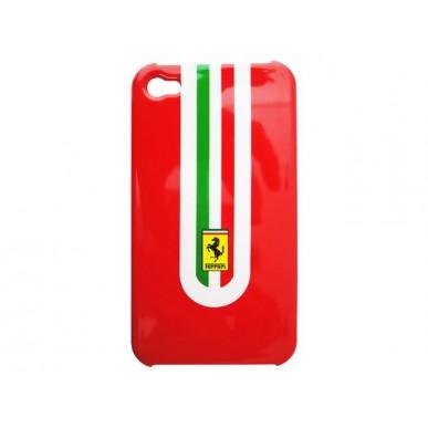 Чехол Ferrari iPhone4 Stradale RED