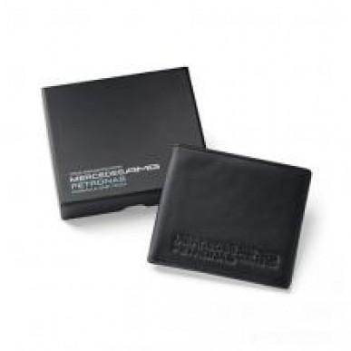 Кошелек MGP Leather Wallet черный