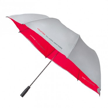 Зонт McLaren Umbrella серый