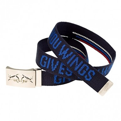 Ремень Red Bull Race Webbing Belt синий