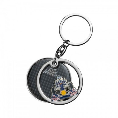 Брелок Red Bull Carbon Keyring