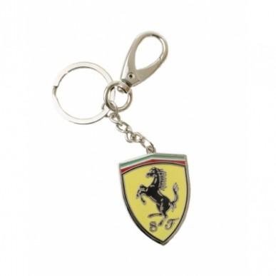 Брелок Ferrari Metal Logo
