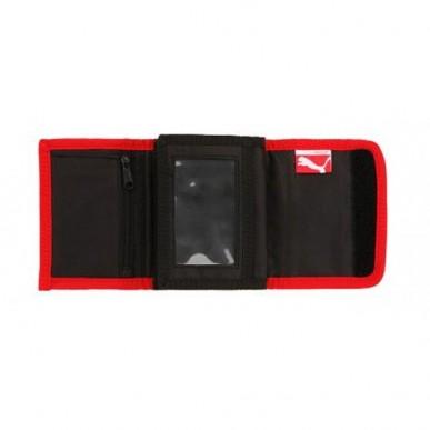 Кошелек FERRARI Replica Wallet красный