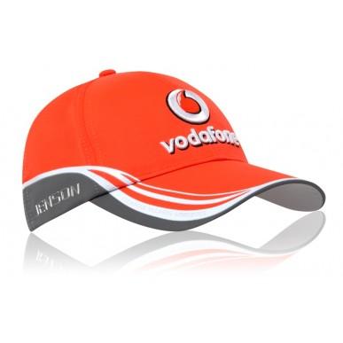 Бейсболка McLaren Jenson Team Cap