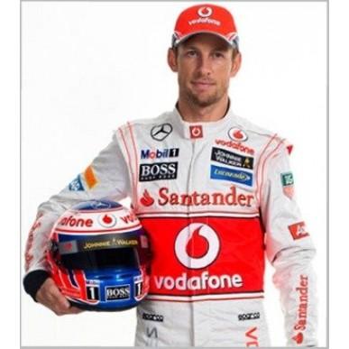 Бейсболка McLaren Jenson Team Kids Cap