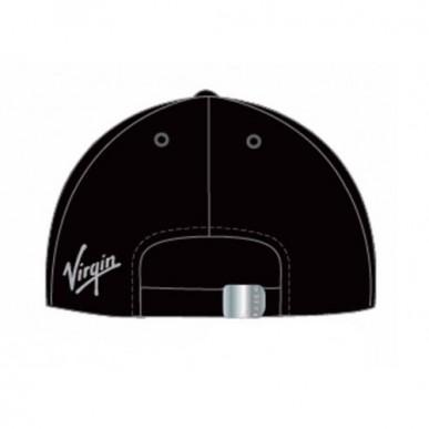 Бейсболка Marussia black