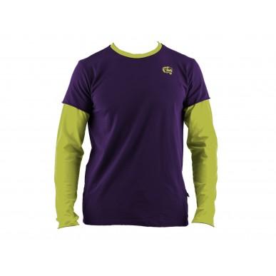 Толстовка E9 Bissa purple
