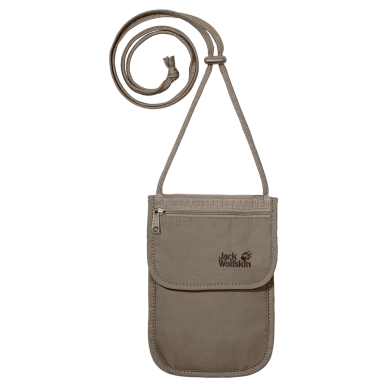 Кошелек Jack Wolfskin Passport Breast Pouch mink