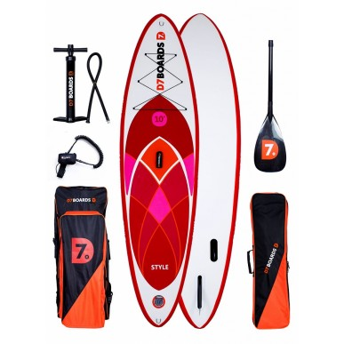 SUP D7 Boards 10'0''