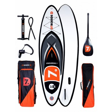 SUP D7 Boards 10'6''