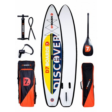SUP D7 Boards 12'6''