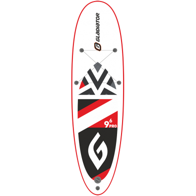 SUP Gladiator Pro 9'6″
