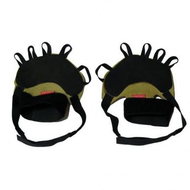 Перчатки Ocun Crack, black