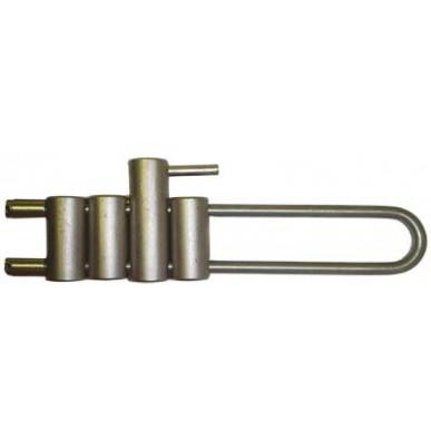 Спусковое устройство Ринг Решетка дюраль